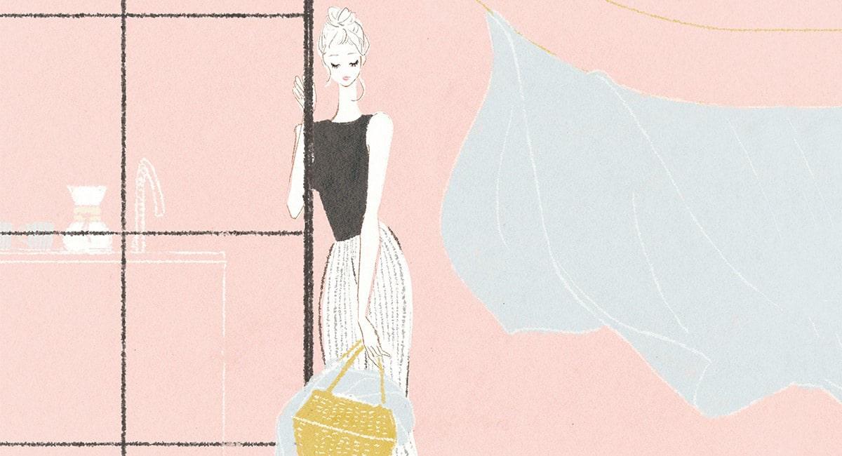 miya・可愛い・女性向けイラスト・おしゃれ・ファッション